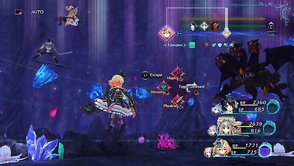 Dragon Star Varnir - Screenshot INDEX