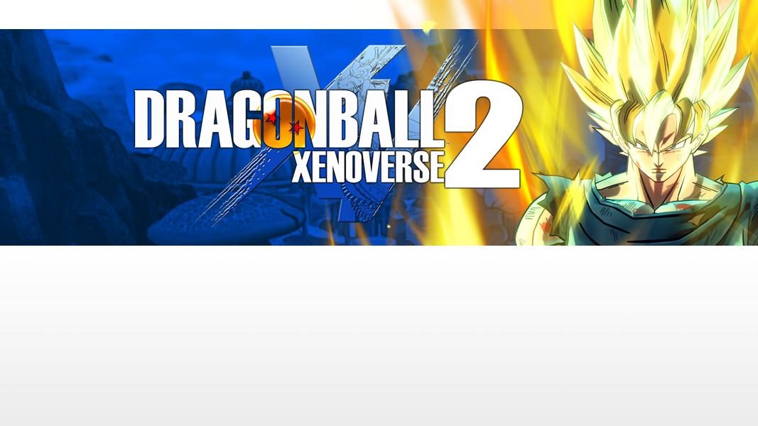 Dragon Ball XENOVERSE 2 Game | PS4 - PlayStation
