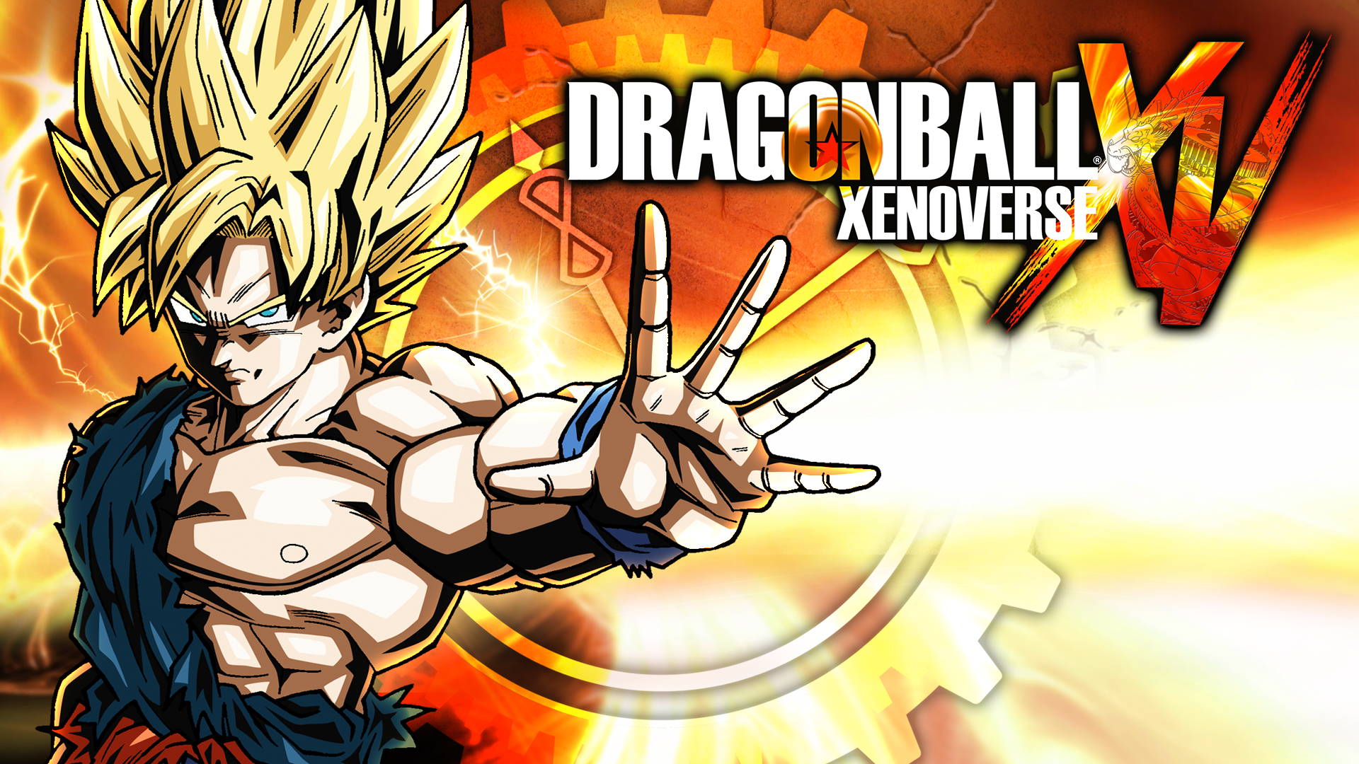Dragon Ball® Xenoverse Game | PS4 - PlayStation