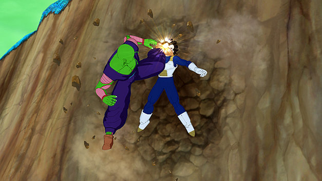 Dragon Ball®:Raging Blast Screenshot 1