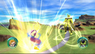 Dragon Ball®:Raging Blast Screenshot 2