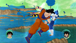 Dragon Ball®:Raging Blast Screenshot 3