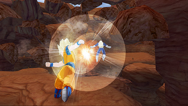 Dragon Ball®:Raging Blast Screenshot 4