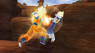 Dragon Ball®:Raging Blast Screenshot 5