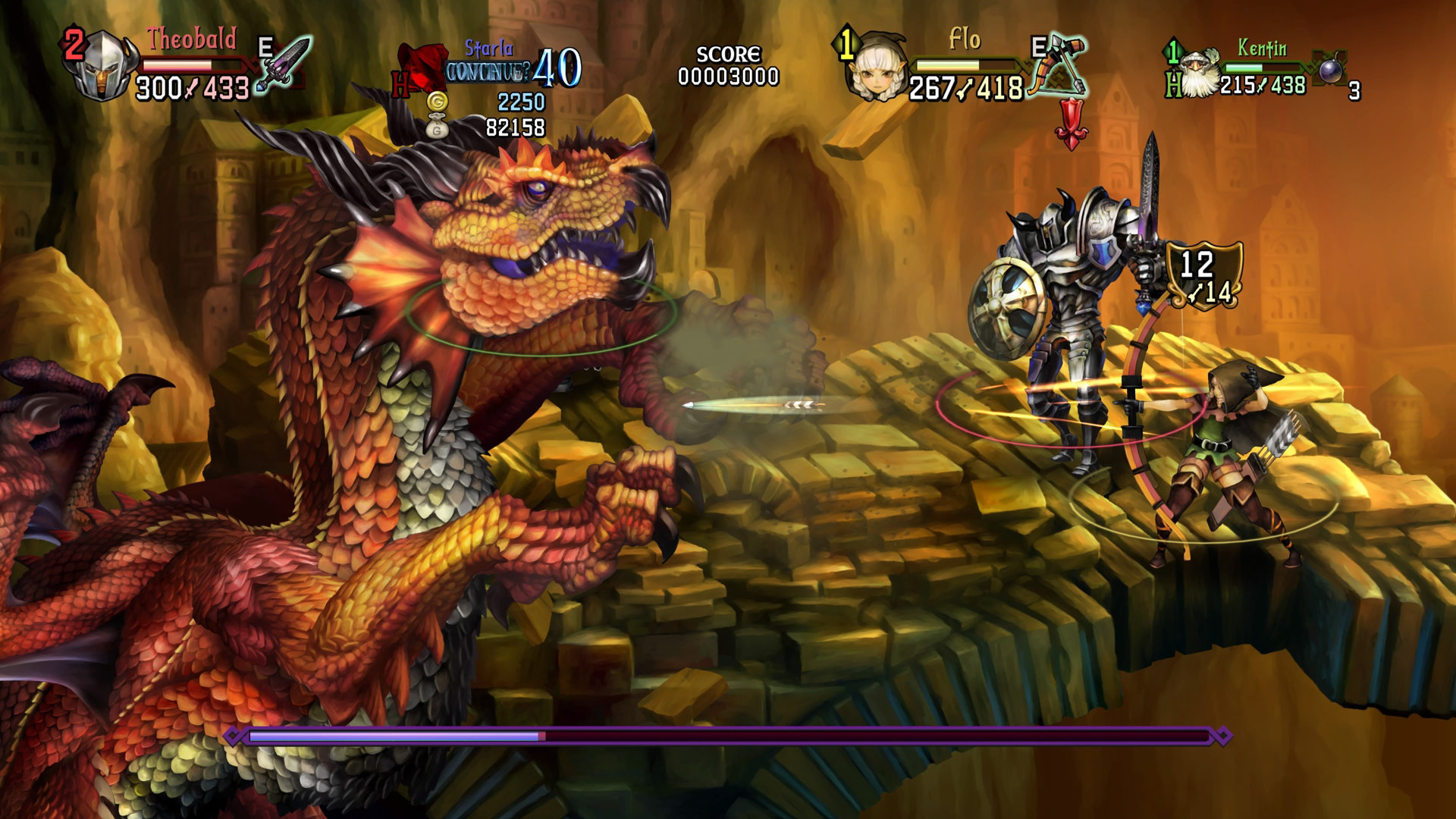 Dragon's Crown Pro Game | PS4 - PlayStation