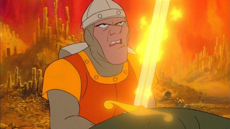 DRAGON'S LAIR TRILOGY Trailer Screenshot