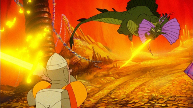 Dragon's Lair Trilogy Screenshot 7