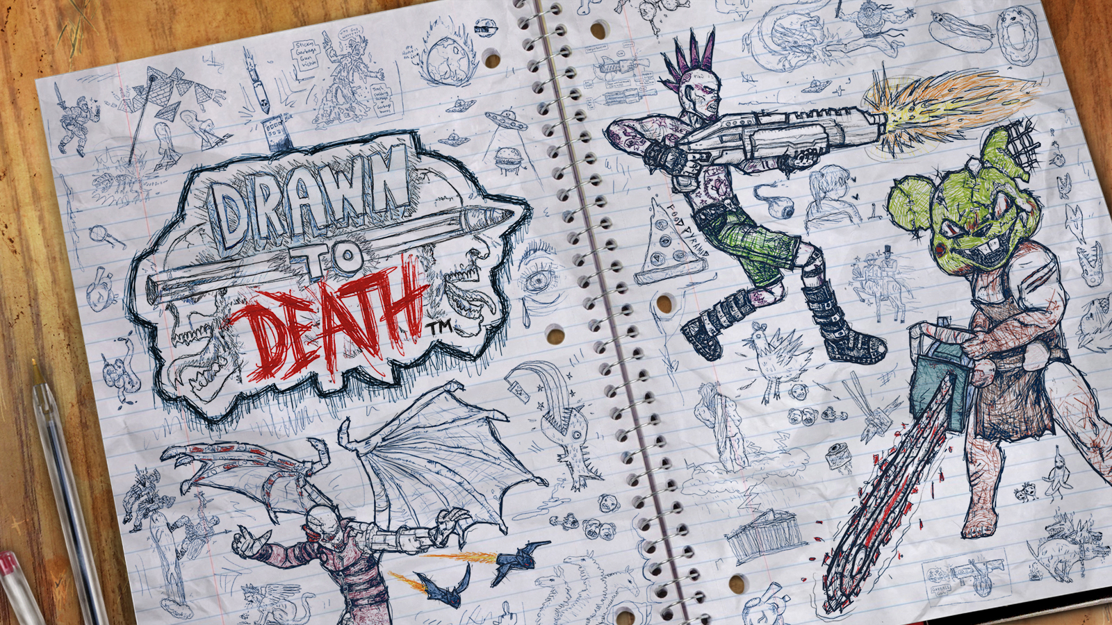 Image result for drawn to death