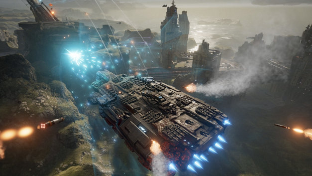 Dreadnought Screenshot 1