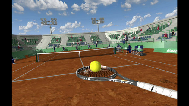 Dream Match Tennis VR Screenshot 1