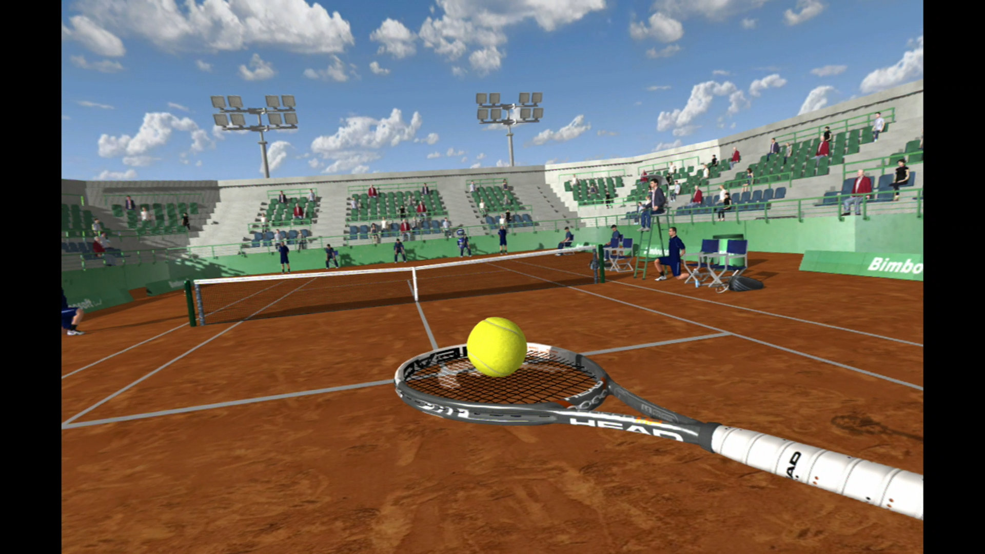 Dream Match Tennis VR Game | PS4 - PlayStation