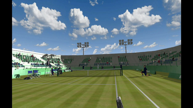 Dream Match Tennis VR Screenshot 4