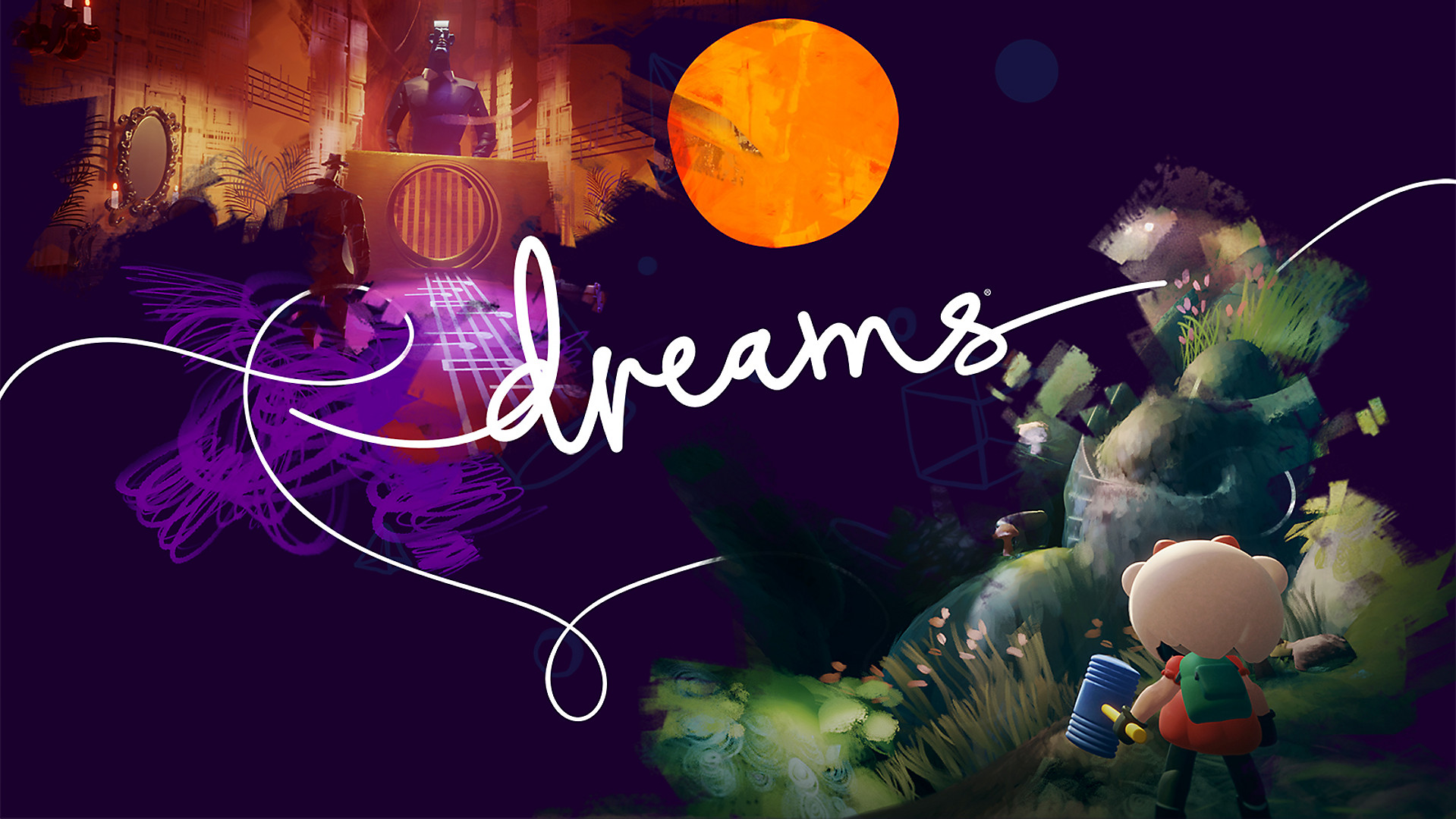 Dreams Game | PS4 - PlayStation