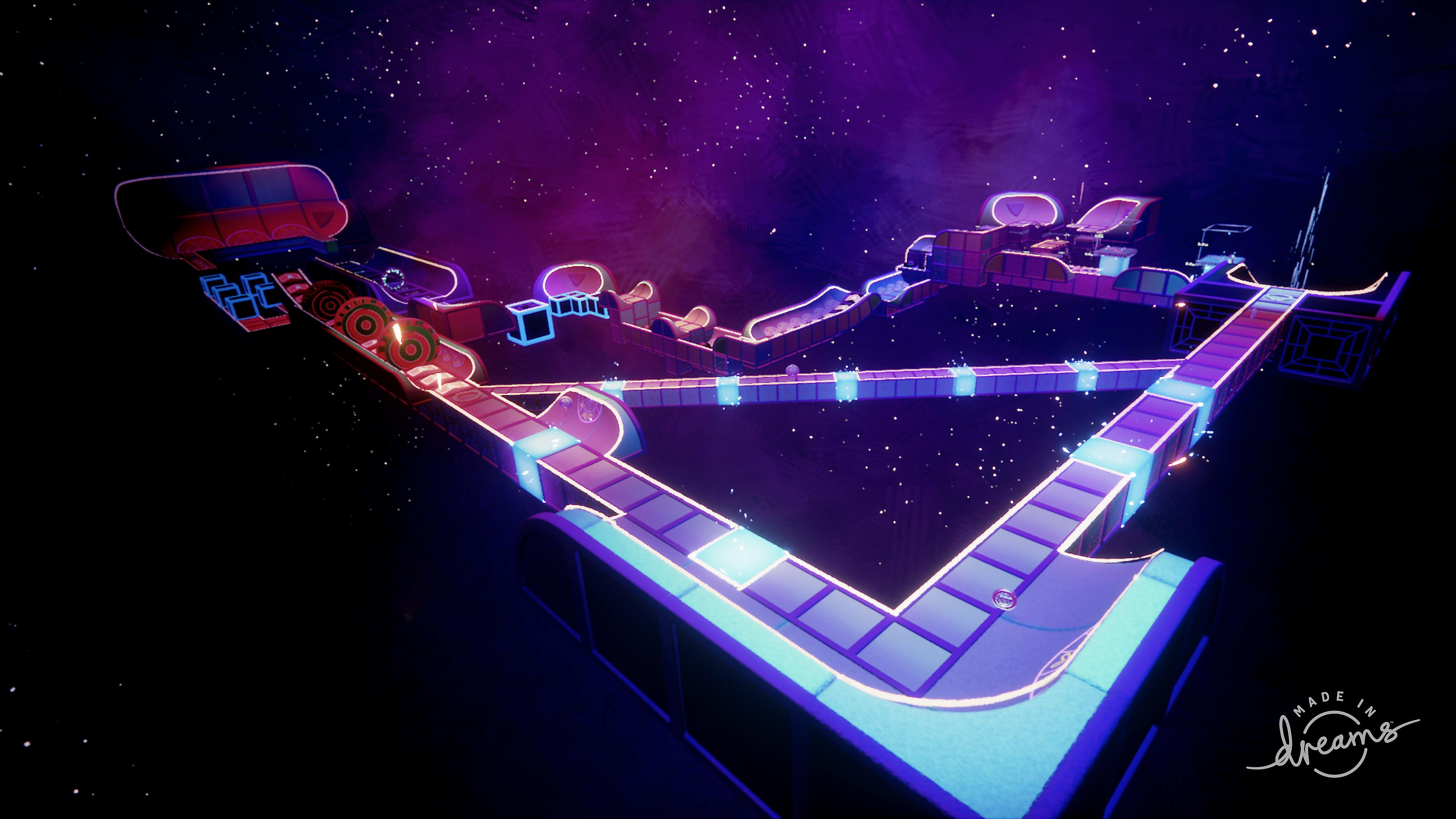 Dreams Game   PS4 - PlayStation