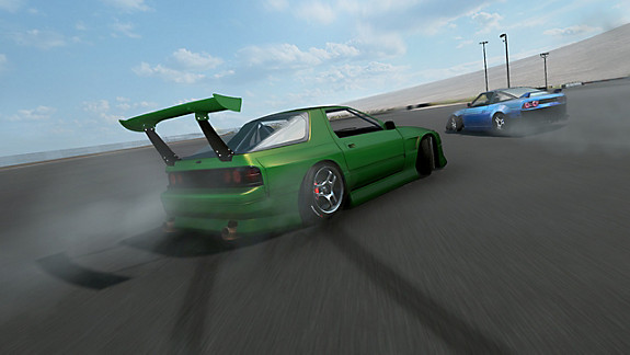 Drift Zone - Screenshot INDEX