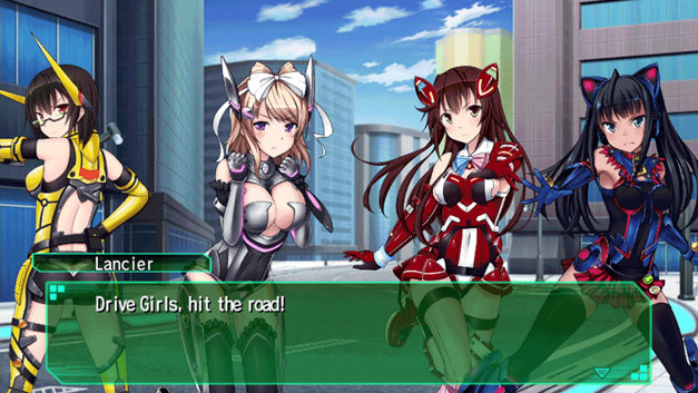 Drive Girls Screenshot 10