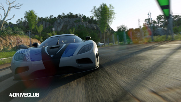 DRIVECLUB™ Screenshot 1