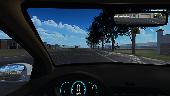 Driving Essentials - Screenshot INDEX