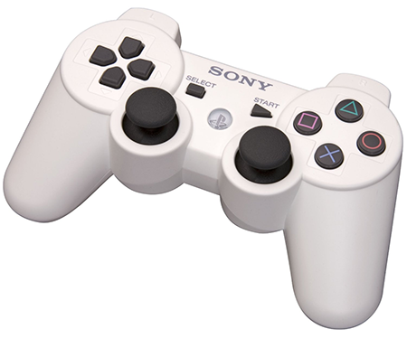 PS3 Controller – PlayStation DualShock 3 Wireless Controller