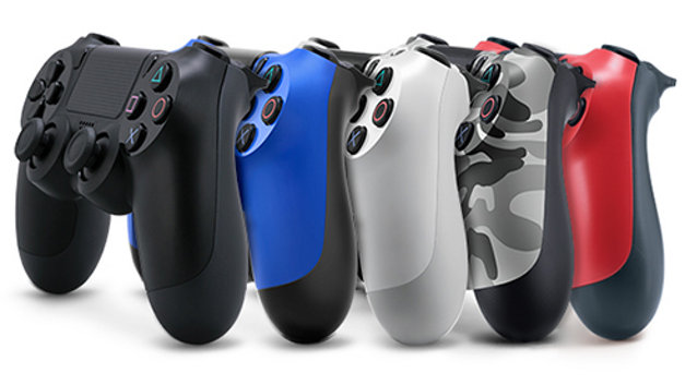 DualShock®4 Wireless Controller | New Colors Video Screenshot 1