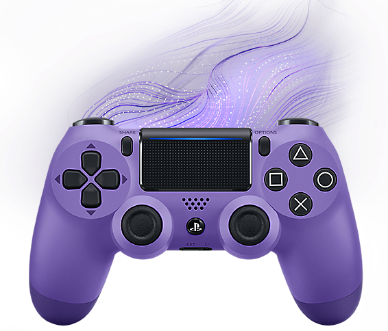 DUALSHOCK 4 - Electric Purple Product Image