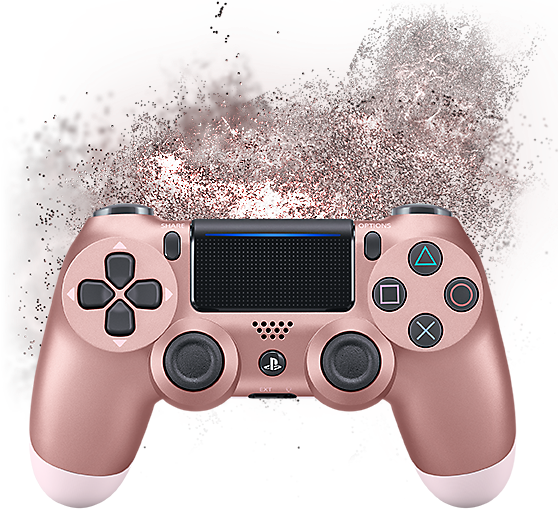 DUALSHOCK 4 - Rose Gold Product Image
