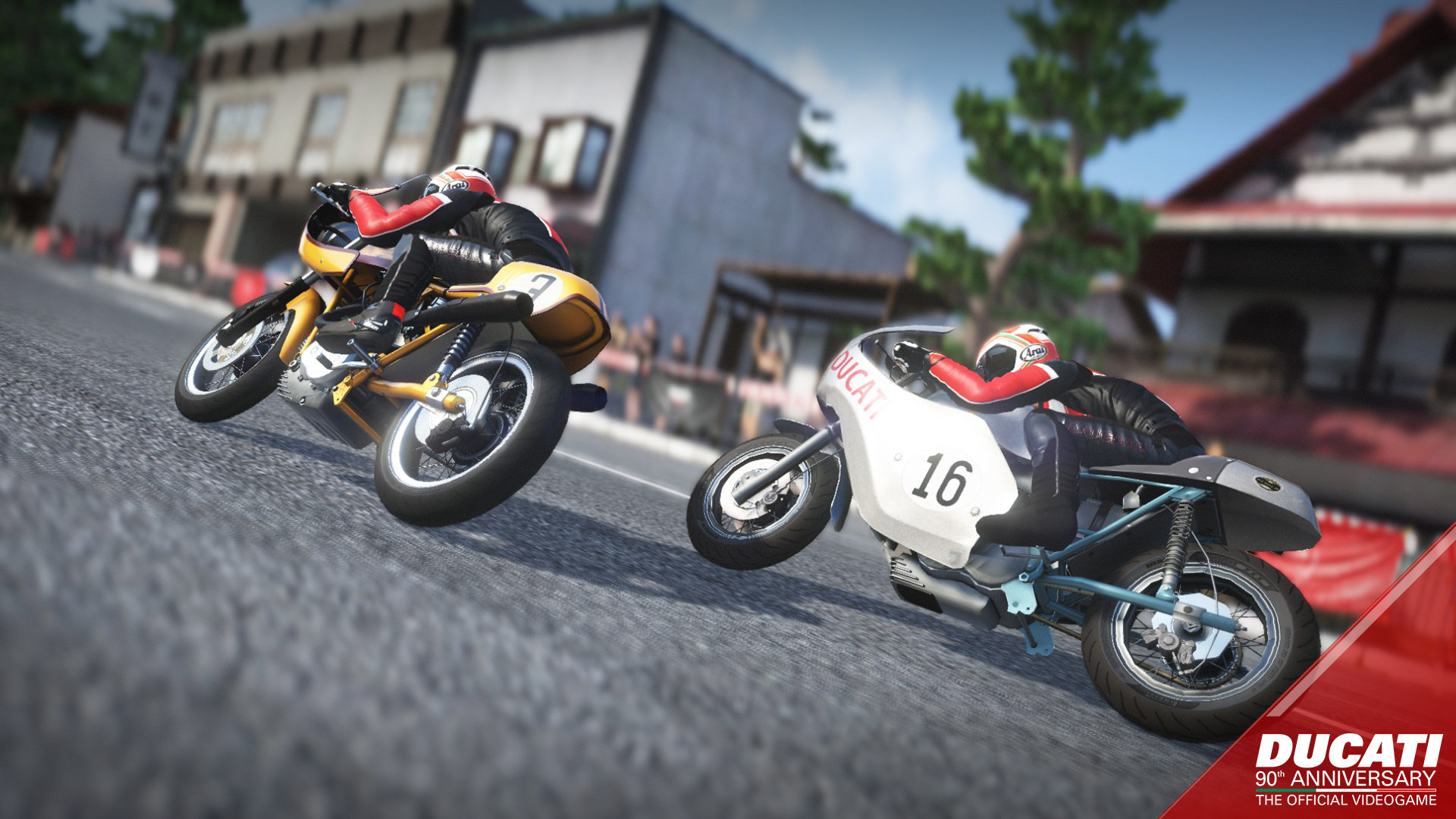 Ducati 90th Anniversary Game Ps4 Playstation
