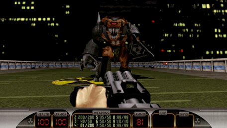 Duke Nukem 3D: Megaton Edition Trailer Screenshot