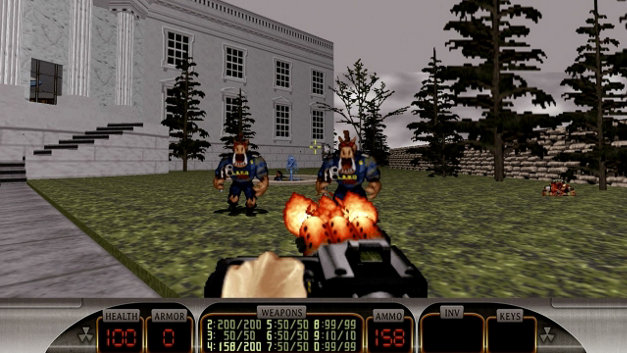 Duke Nukem 3D: Megaton Edition Screenshot 1