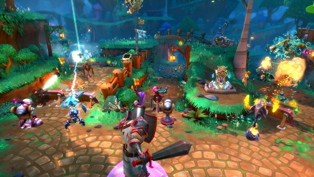 Dungeon Defenders II Screenshot 1