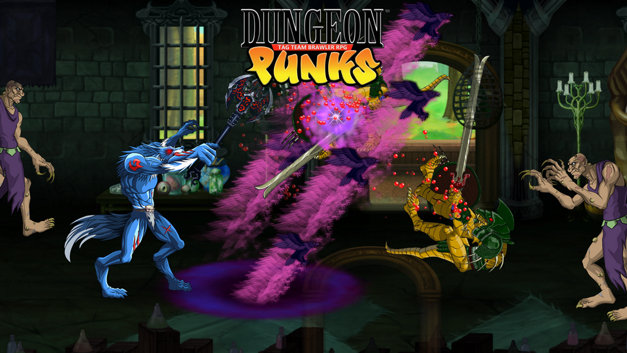 Dungeon Punks Screenshot 4