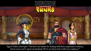 Dungeon Punks Screenshot 6
