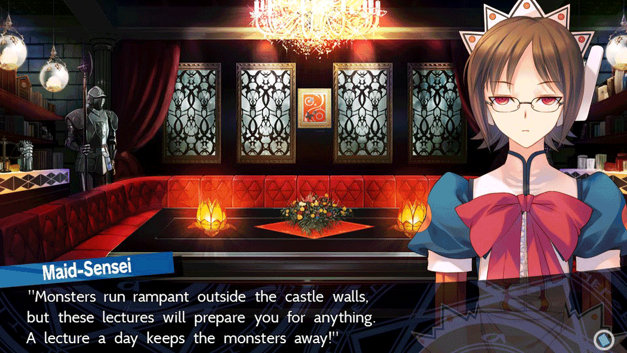 Dungeon Travelers 2: The Royal Library & The Royal Seal Screenshot 1