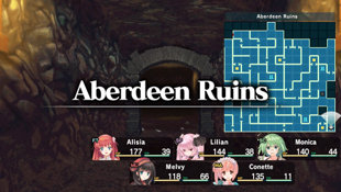 Dungeon Travelers 2: The Royal Library & The Royal Seal Screenshot 2