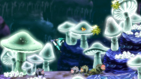 Dust: An Elysian Tail Trailer Screenshot