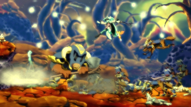 Dust: An Elysian Tail Screenshot 1