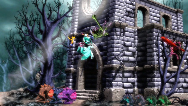 Dust: An Elysian Tail Screenshot 16
