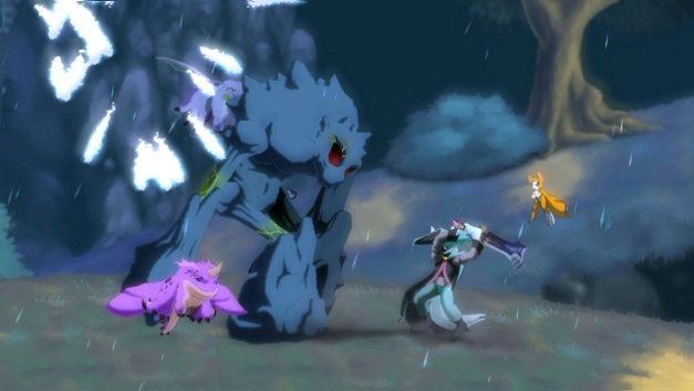 Dust: An Elysian Tail Screenshot 10