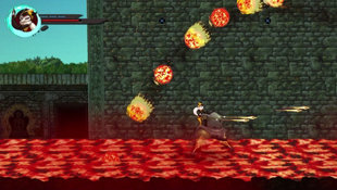 Dusty Raging Fist Screenshot 2