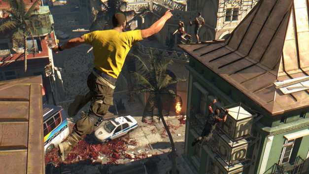 Dying Light: The Following – Enhanced Edition  Screenshot 1