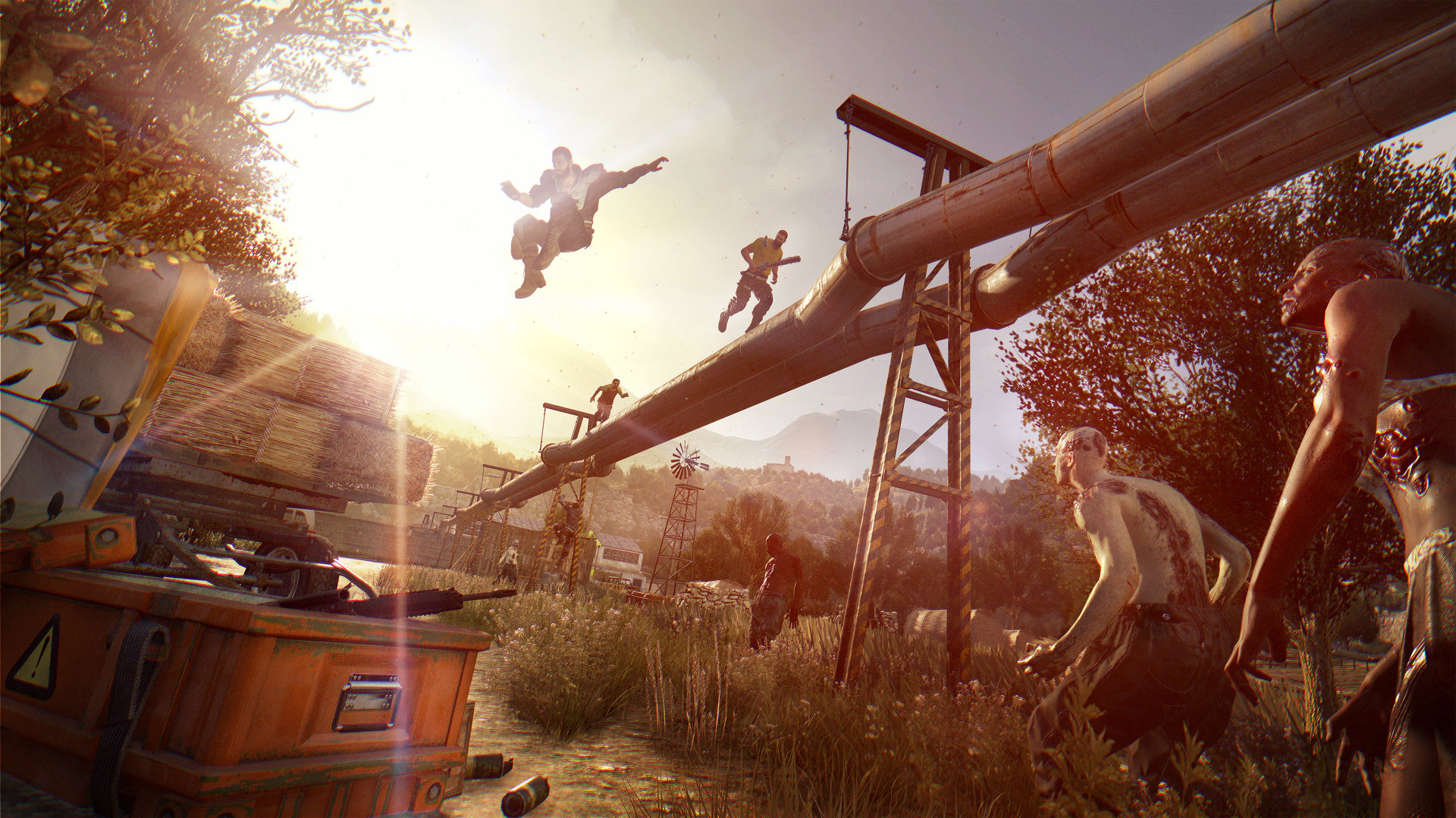 Baixar Dying Light The Following Enhanced Edition torrent