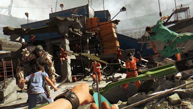 Dying Light: The Following - Edición mejorada  Screenshot 10