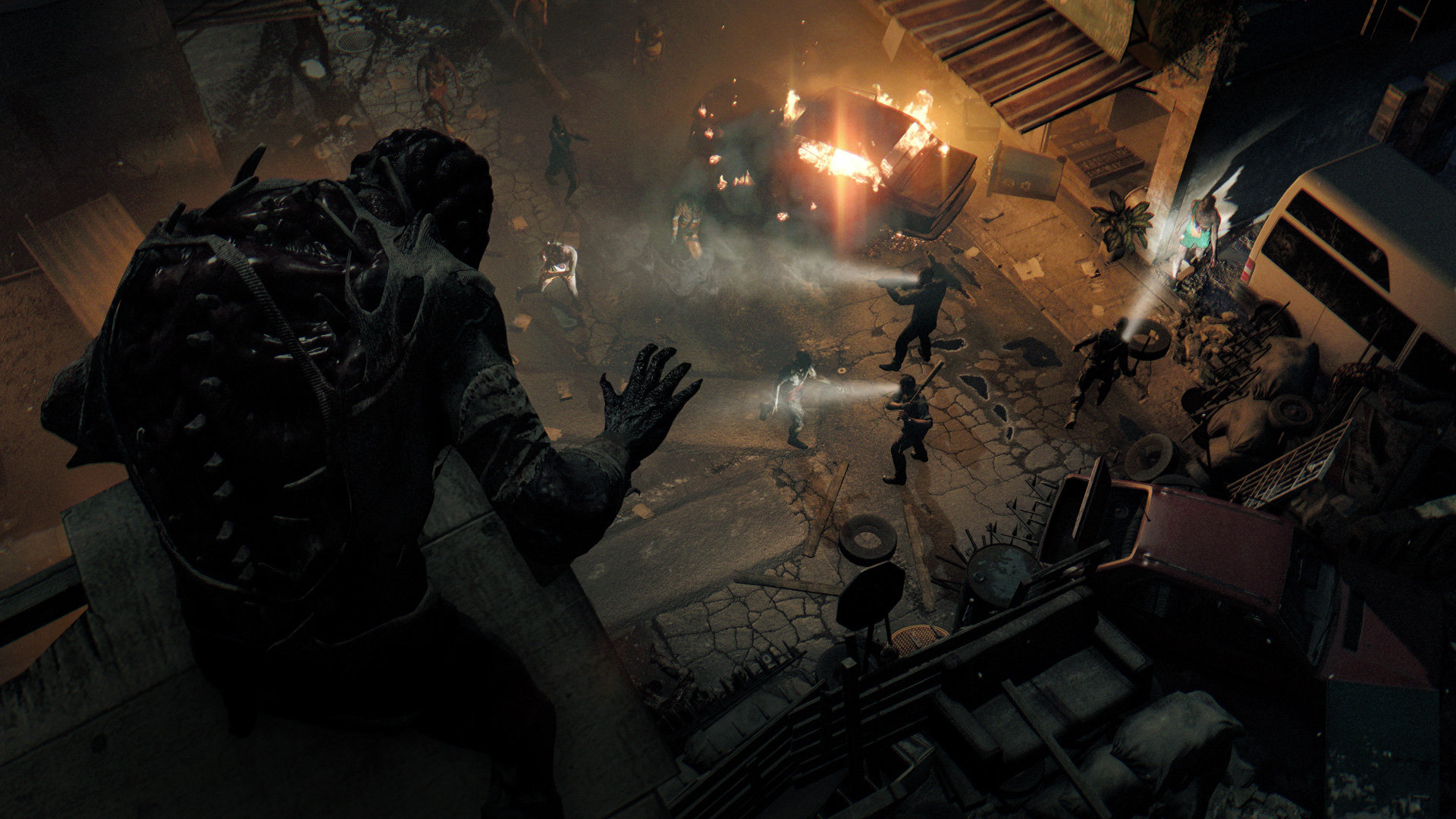 Dying Light: The Following - Enhanced Edition Game | PS4 - PlayStation