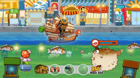 Dynamite Fishing – World Games Trailer Screenshot