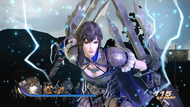 DYNASTY WARRIORS 7: Xtreme Legends Screenshot 4