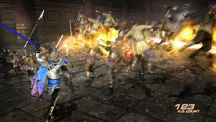 DYNASTY WARRIORS 7: Xtreme Legends Screenshot 2