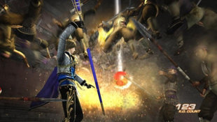 DYNASTY WARRIORS 7: Xtreme Legends Screenshot 3