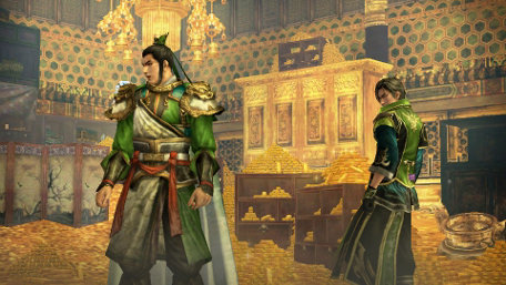 Dynasty Warriors 8 Empires Trailer Screenshot
