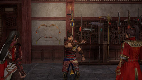 DYNASTY WARRIORS 8 Empires with Bonus Trailer Screenshot