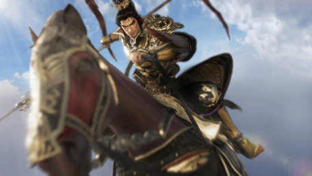 DYNASTY WARRIORS 9 Trailer Screenshot